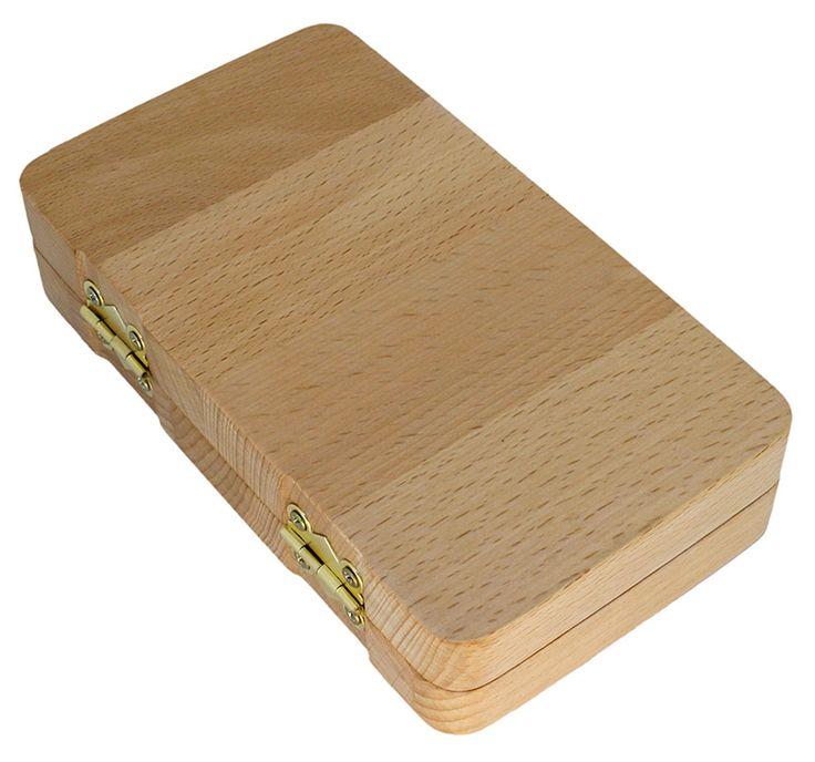 Подарочный бокс, футляр, шкатулка из массива дерева для iPhone 6.