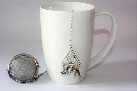 Harry Potter ha ispirato infusore per il tè con Charm