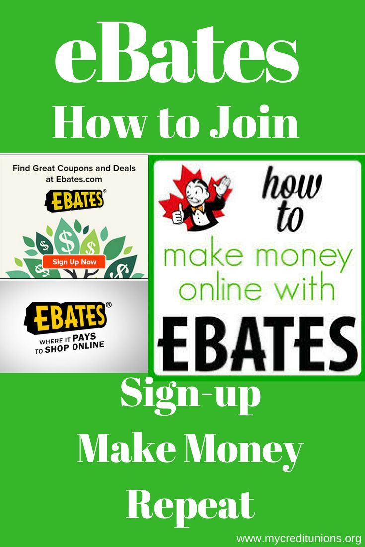 Ebates is managed as an affiliate marketing site, which has over 2,000 affiliate stores, including Ebay, Amazon, Walmart, Target, and Best Buy, just to name a few. These stores pay Ebates a commission for sending customers their way and in turn, Ebates shares some of this money with their members for using their affiliate links to these stores to shop. So think of Ebates as the 'middle man' between you and your favorite online store.