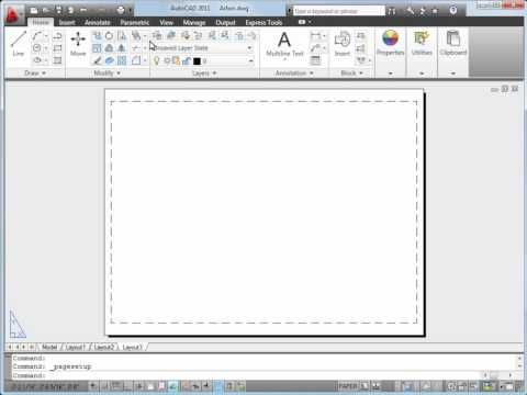 http://www.autodesk.com/autocad-learningpath AutoCAD Plotting Tutorial, Plot a Drawing Layout in AutoCAD 2011 This video demonstrates the process of …     									source   ...Read More