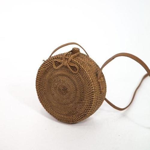 RATTAN ROUNDIE BAG (NATURAL)  www.minimalistjewellery.com.au    #minimalistjewelry #minimalistjewellery #minimalist #jewellery #jewelry  #jewelleries #jewelries #minimalistaccessories #bangles #bracelets #rings  #necklace #earrings #womensaccessories #accessories