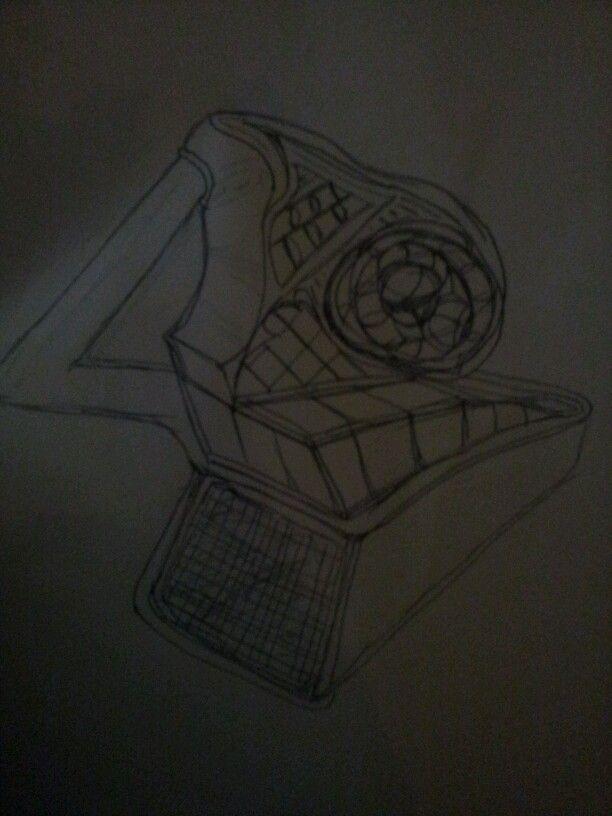 Alien spy particle