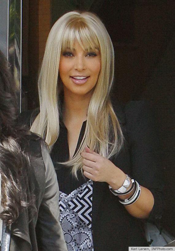 Kim Kardashian blonde wig: Blondes Hair, Kardashian Blondes, Blondes Kim, Platinum Blondes, Kim Kardashian, Blondes Wigs, Beautiful Blondi, Hair Shops, Blondi Kim