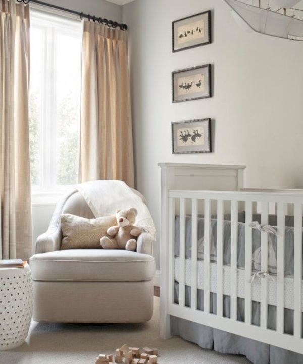 Teddy Bear Nursery Theme