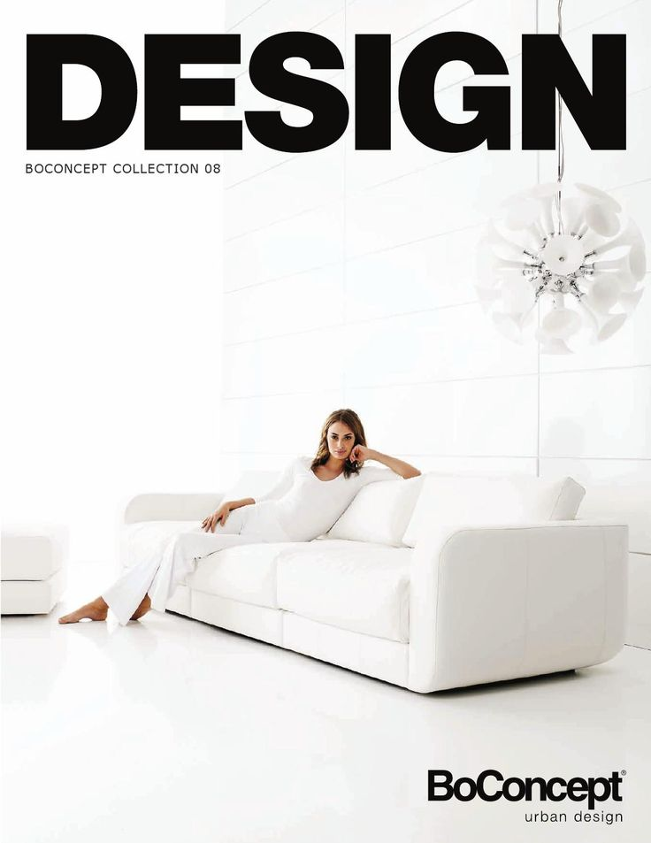 BoConcept Interior Design Magazine