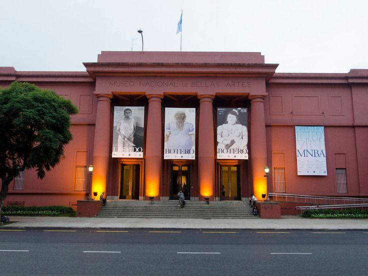 Museo Nacional de Bellas Artes – Turismo Buenos Aires
