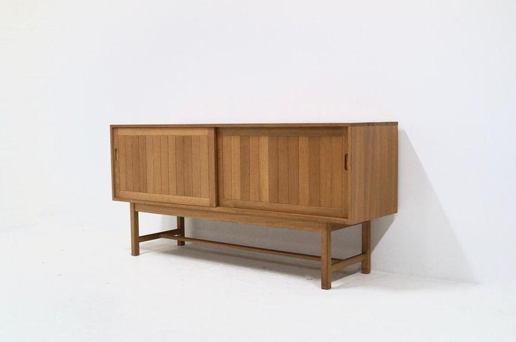 Sideboard By Kurt Østervig For KP Møbler Denmark, 1970s 2