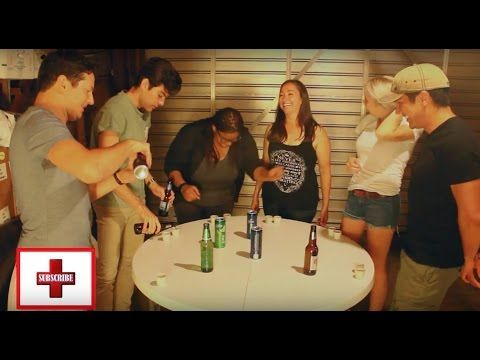 "How to Play ""LANDMINES"" by the Game Doctor (Drinking Game) #HowToStopDrinking"
