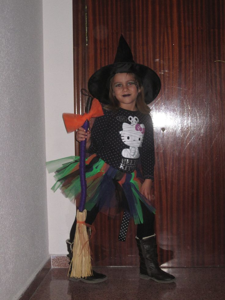 Disfraz casero Halloween: