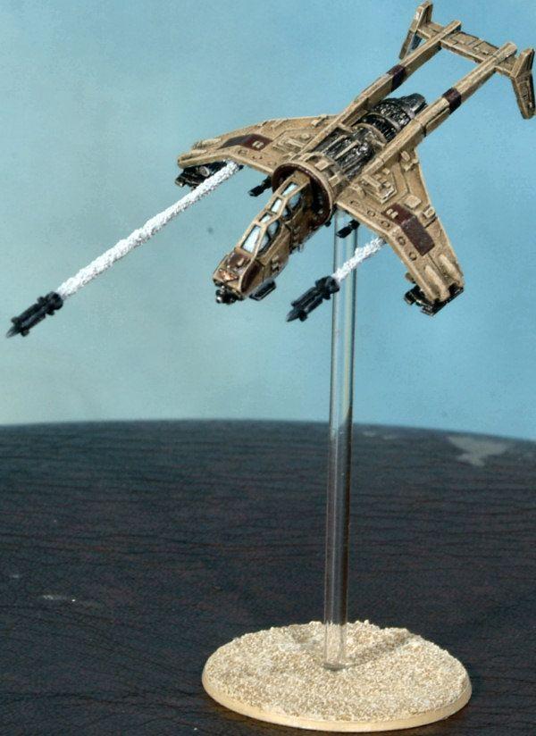 Epic Armageddon - Imperial Guard Vulture (FW)