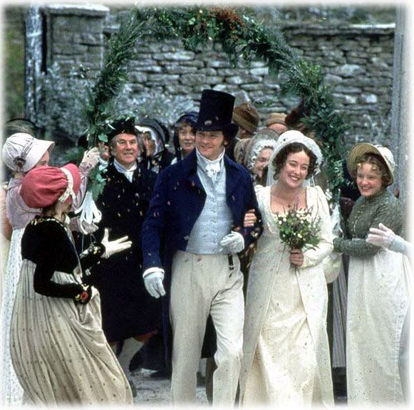 Four different marriage pride and prejudice