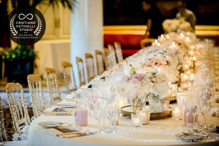 villa d'este wedding details
