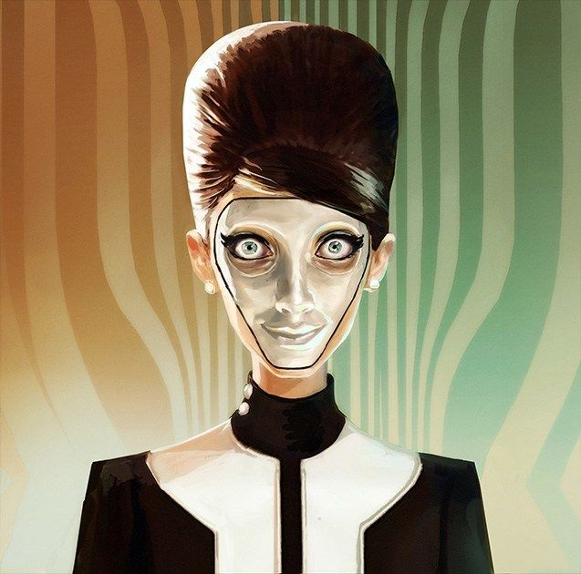 <3:-) I want to play this sooooo badly! It's seriously like Brave New World (one of my favorite books) mixed with Bioshock (one of my favorite video games)!! I love the dystopian vibe && the storyline! We Happy Few