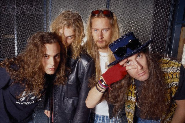 layne staley mike starr | Alice in Chains - KB001121 ...
