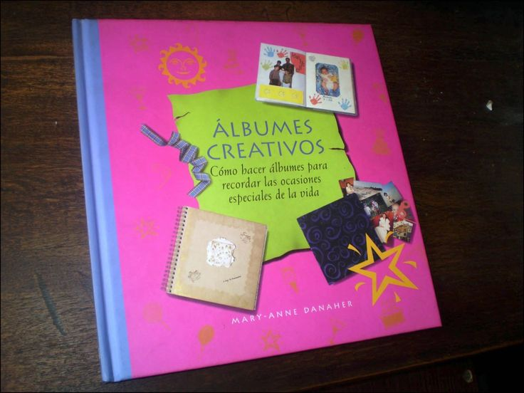 22 best images about lbum de fotos on pinterest un 1 - Como hacer un album scrapbook ...