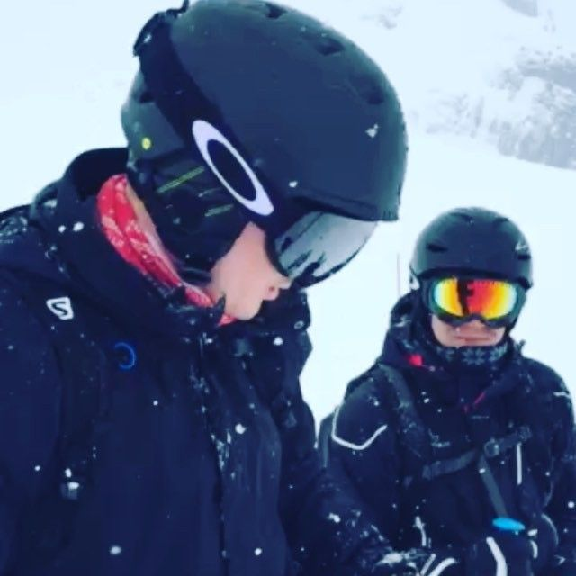 """Hilarious: HOW TO SKY VIDEO by our rebels:  """"First ever #QuietRebellion sponsored #ski #race demonstrates why, despite being bloody #brilliant…"""""""