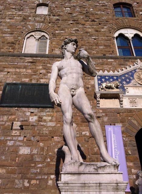 David ( Florencie, ITALY)