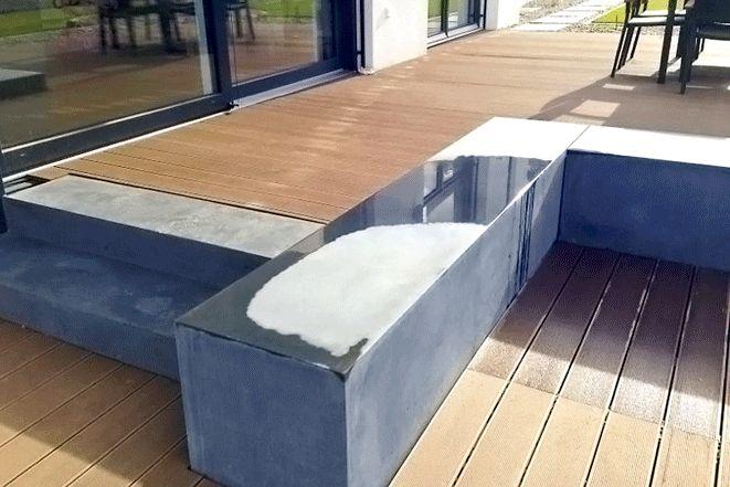 die besten 25 zaun anthrazit ideen auf pinterest anthrazit l steine anthrazit und gabionenzaun. Black Bedroom Furniture Sets. Home Design Ideas