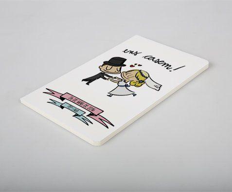 Cuadernos de notas personalizados - Wit Lab