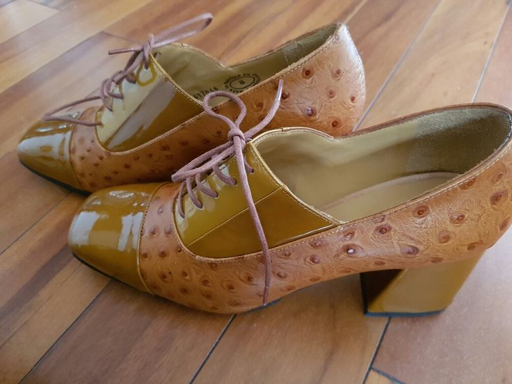 Went shopping at Fluevog. Cant wait to wear these shoes
