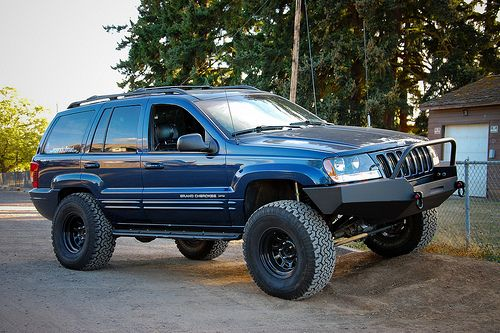2000 Jeep Cherokee Sport Per Grand Accessories Wj