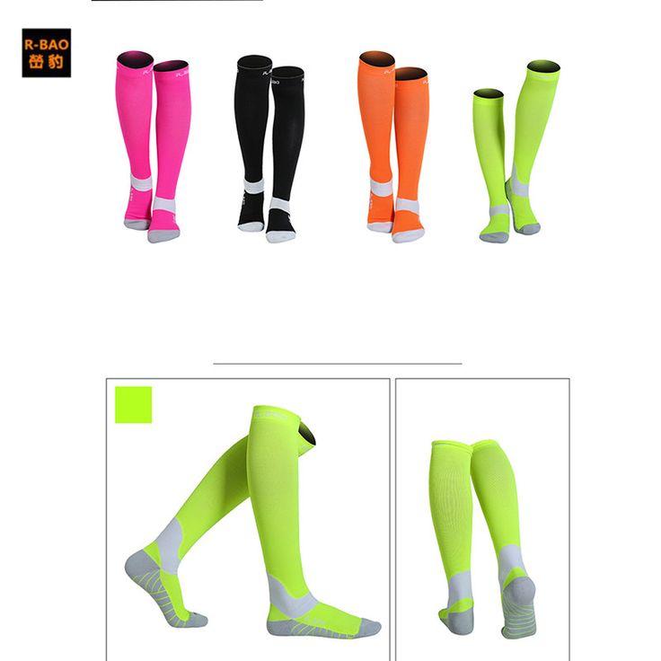 4 Color High Quality Cycling Sports Football Pro Socks Summer Basketball Unisex Soccer Long Stockings Thicken Baseball Socks