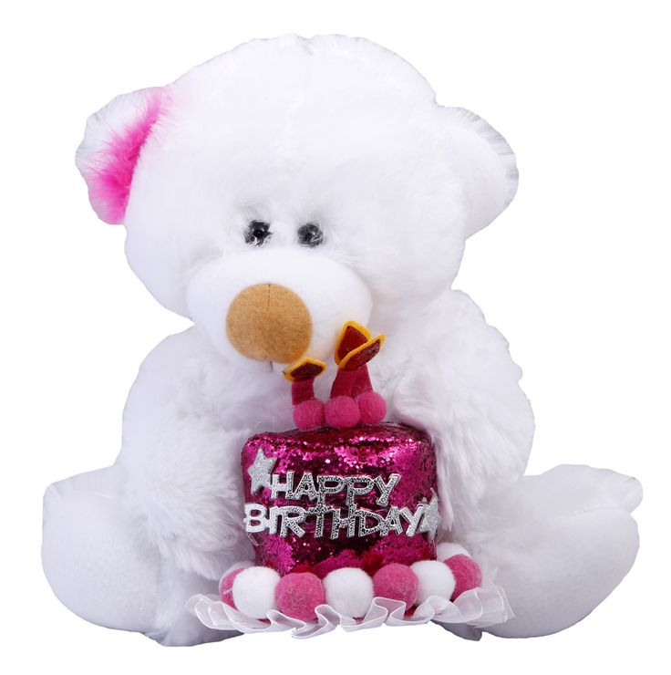 Send this Bear on their special day and make their birthday wishes come true. #happy_birthday #gift #teddy_bear