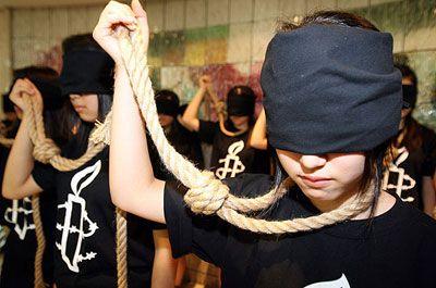사형제 유지할 이유가 어디에 있나? http://BL0G.kr/11