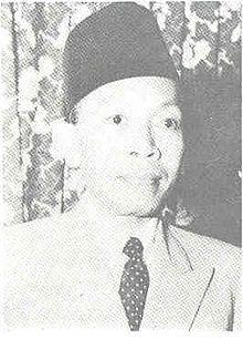 Mr. Assaat (lahir di Dusun Pincuran Landai, Kubang Putiah, Banuhampu, Agam…