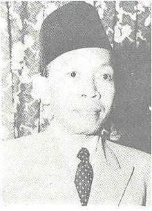 Mr. Assaat (lahir di Dusun Pincuran Landai, Kubang Putiah, Banuhampu, Agam, Sumatera Barat, 18 September 1904 – meninggal di Jakarta, 16 Juni 1976 pada umur 71 tahun) adalah pemangku jabatan Presiden Republik Indonesia pada masa pemerintahan Republik Indonesia di Yogyakarta. Ia juga pernah menjabat sebagai Menteri Dalam Negeri Indonesia. http://id.wikipedia.org/wiki/Assaat