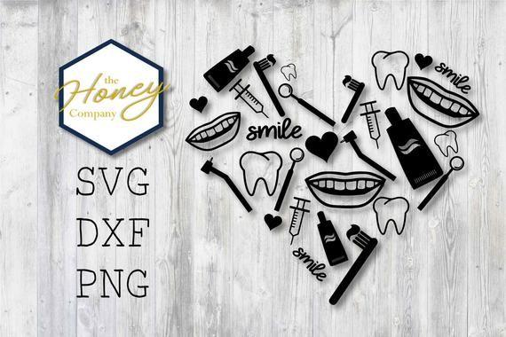 Dental Svg Png Dxf Dentist Hygienist Toothbrush Smile Teeth Etsy Dentist Hygienist Dentist Svg
