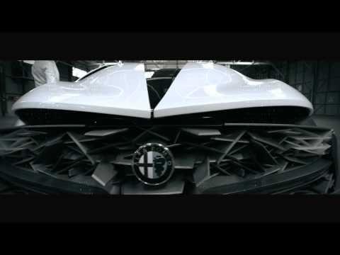 Alfa Romeo -Pandion- [spec commercial]
