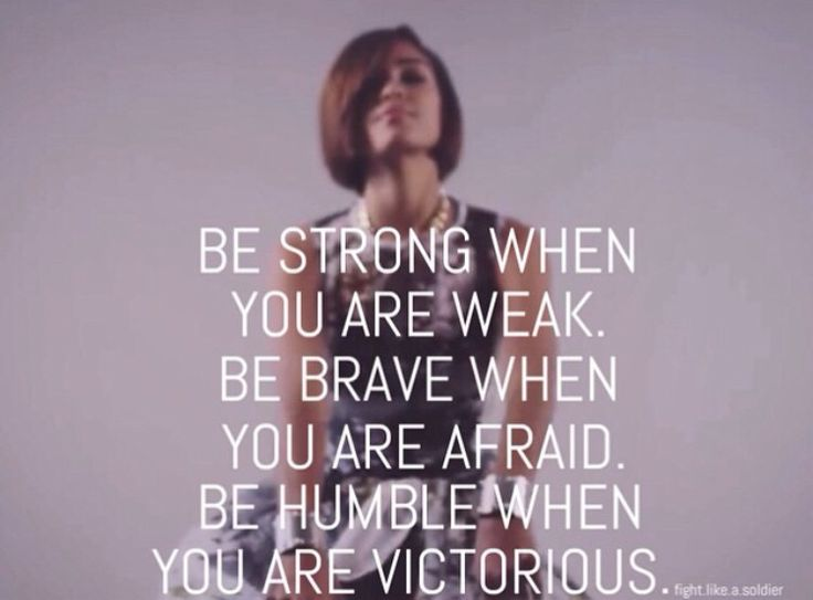 Brave | Moriah Peters