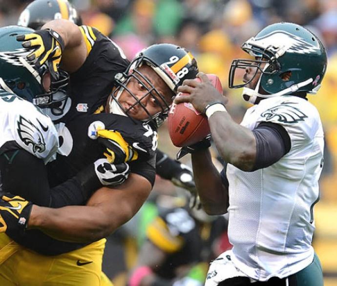 Casey Hampton - Pittsburgh Steelers
