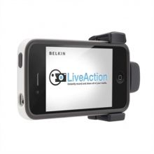 Empuñadura Belkin Liveaction iPhone 4 4S  AR$ 155,10