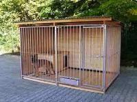 "Hundezwinger 2 seitig geschlossen ""Home"""