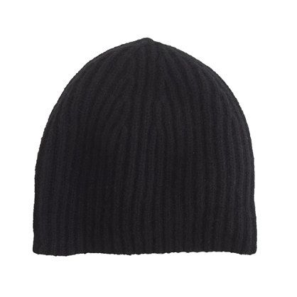 Crew - Chunky cashmere hat | I am a shallow mofo | Pinterest