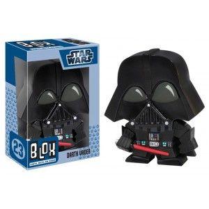 Excellent : Star Wars figurine Blox de Darth Vader, le plus célèbre méchant du cinéma.. Darth Vader mesure 15 cm, en vinyl
