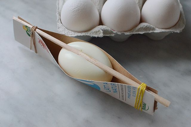 Gott och roligt till Alla Hjärtans dag – hjärtformade ägg