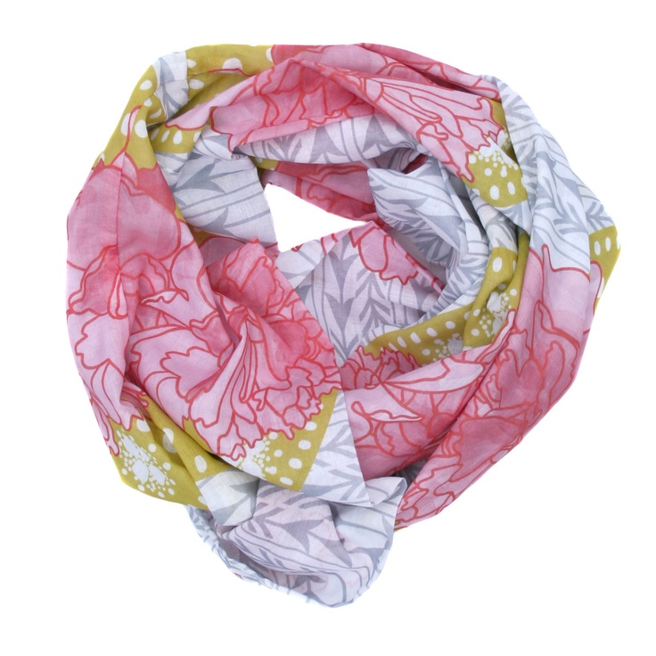 Nina Glaser Rumor Scarf @Ash & Anchor