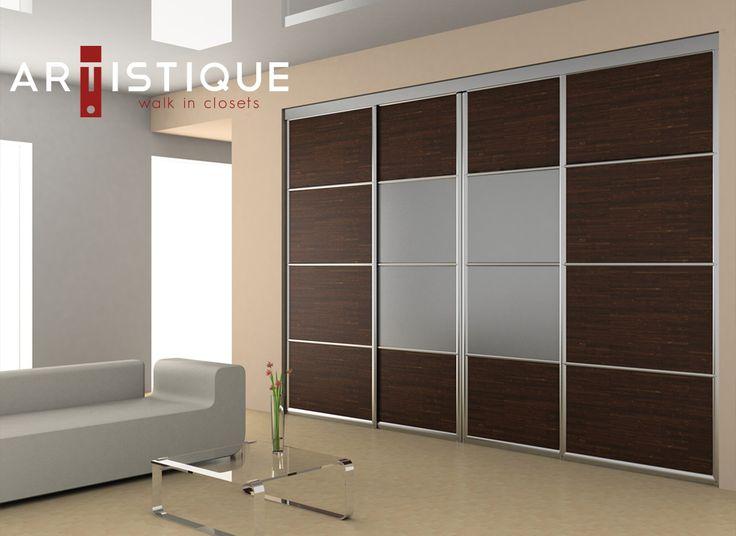 Dise amos y fabricamos closets con puertas corredizas for Armarios elegantes