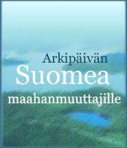 Arkipäivän suomea - Oppimisaihion etusivu