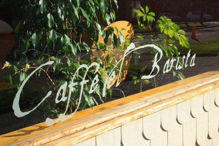 El Barista - El mejor café de Puerto Varas. También tienen tortas deliosas y kuchen!