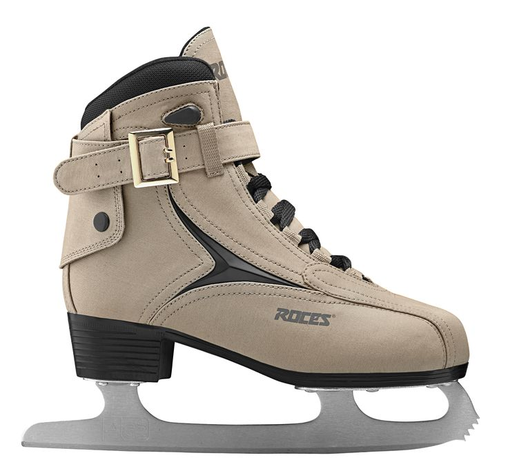 Roces TRENCH Ice Skate. Ice Skate Collection 2014/15. Be chic!!  #Roces #iceskate #iceglamour #glamour