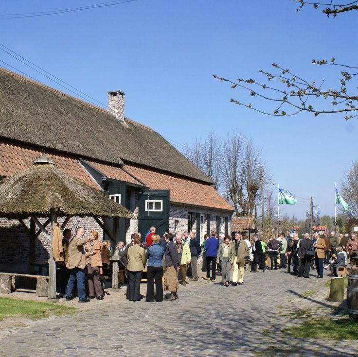 Ontdek de vroegere ambachten in het Limburgs openluchtmuseum Eynderhoof.