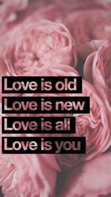 LOVE is:   quote