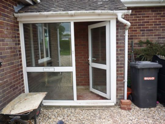 Porches London | Osborn Glass | Porch Installation