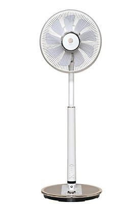 TOYOTOMI Toyotomi [air-flow control 32 stage] high position DC fan white ... P/O