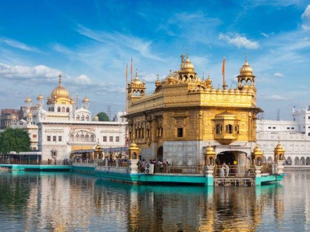 Datos interesantes sobre Templo Dorado de Amritsar, Punjab   Espanol Blog (#Golden Temple #Amritsar, #India)
