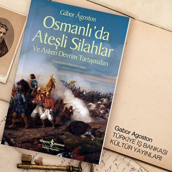 Osmanlı askeri tarihi uzmanları kadar meraklılar da bu derlemede Osmanlı askeri sanayisi, savaş usulleri ve Osmanlıların dünya askeri tarihindeki rolü hakkında zengin bilgilere ve öncü görüşlere ulaşma fırsatını bulacaklardır.  Kitabı İnceleyin: http://www.kitapyurdu.com/kitap/osmanlida-atesli-silahlar-ve-askeri-devrim-tartismalari/415235.html